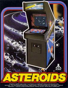 asteroids-arcade